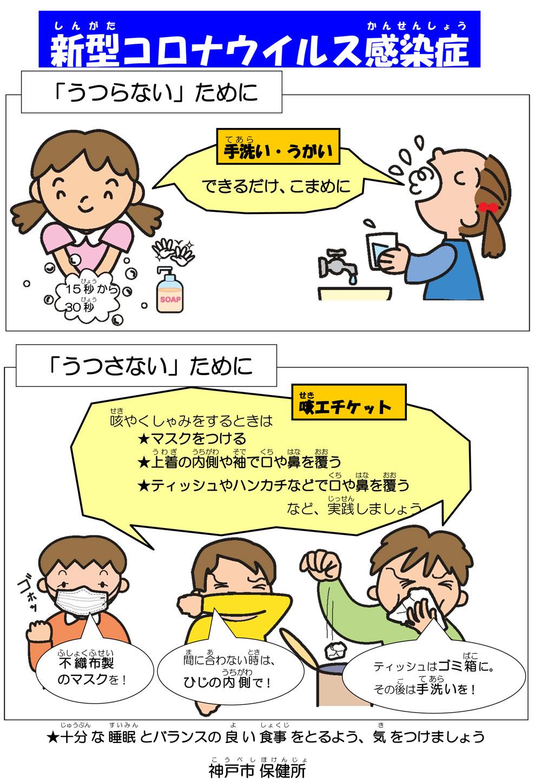 市 ウイルス 神戸 コロナ
